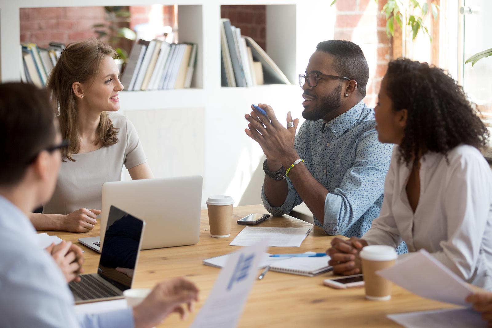 bigstock-African-Male-Employee-Speaking-283132285